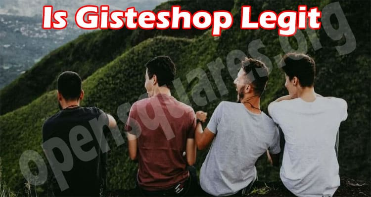 Read more about the article Is Gisteshop Legit (June) Check Detailed Reviews Here!