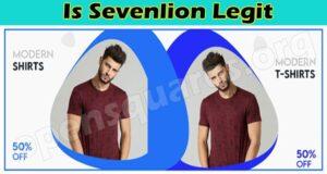 Read more about the article Is Sevenlion Legit (June 2021) Read Reviews Then Decide!