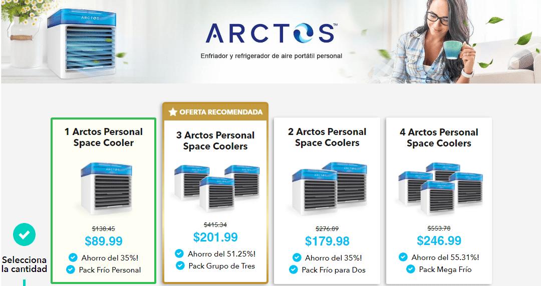 How to Buy arctos portable ac