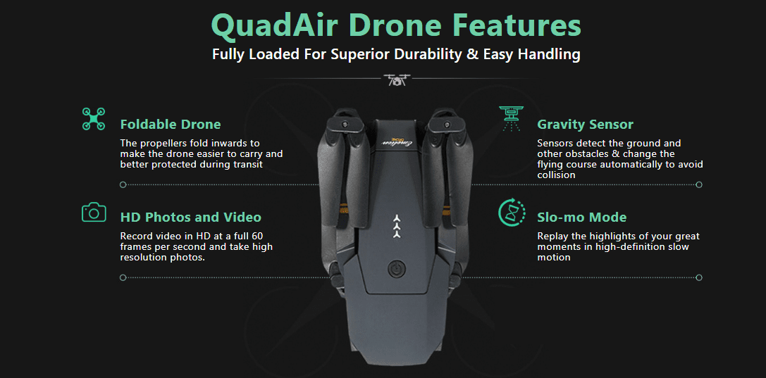 Where to Buy Online Product QuadAir